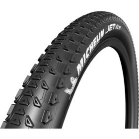 "Michelin Jet XCR Bike Tire 29"", foldable black"